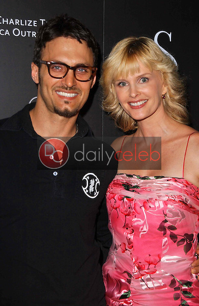 Spiros Poros and Kylie Bax<br />