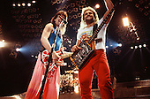 VAN HALEN, LIVE, , MAY, 1986, WILLIAM HAMES