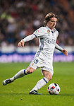Luka Modric of Real Madrid in action during their Copa del Rey Round of 16 match between Real Madrid and Sevilla FC at the Santiago Bernabeu Stadium on 04 January 2017 in Madrid, Spain. Photo by Diego Gonzalez Souto / Power Sport Images