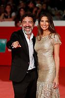 Cristian Marazziti, Ariadna Romero<br /> Roma 19/10/2018. Auditorium parco della Musica. Festa del Cinema di Roma 2018.<br /> Rome October 19th 2018. Rome Film Fest 2018<br /> Foto Samantha Zucchi Insidefoto