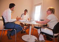 18-06-13, Netherlands, Rosmalen,  Autotron, Tennis, Topshelf Open 2013, , KNLTB Lounge en plaza<br /> Photo: Henk Koster