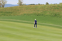 Simon Dyson (ENG) on the 10th after loosing his ball during Round 4 of the D+D Real Czech Masters at the Albatross Golf Resort, Prague, Czech Rep. 03/09/2017<br /> Picture: Golffile   Thos Caffrey<br /> <br /> <br /> All photo usage must carry mandatory copyright credit     (&copy; Golffile   Thos Caffrey)