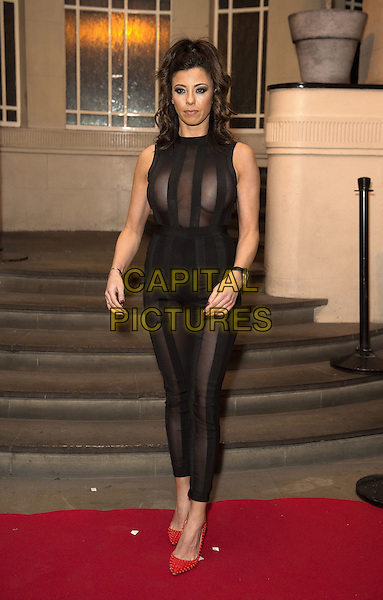 Pascal Craymer attends the India, Pakistan and London Fashion Show (IPL Fashion Show) at The Gibson Hall in London, England on the 4th March 2017 <br /> CAP/GM/PP<br /> &copy;Gary Mitchell/PP/Capital Pictures