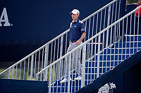 Kevin Kisner (USA) walks to the first tee during the third round of the 100th PGA Championship at Bellerive Country Club, St. Louis, Missouri, USA. 8/11/2018.<br /> Picture: Golffile.ie | Brian Spurlock<br /> <br /> All photo usage must carry mandatory copyright credit (&copy; Golffile | Brian Spurlock)