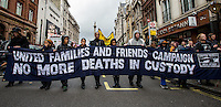 "26.10.2013 - UFFC presents: ""No More Deaths in Custody"""