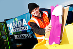 Robin Ballad - Manager<br /> Estuary Recycling Centre<br /> Publication: Greener Dublin