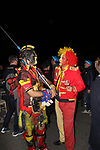 Belgian fans enjoying the after party at the end of the Women Elite Road Race of the UCI World Championships 2019 running 149.4km from Bradford to Harrogate, England. 28th September 2019.<br /> Picture: Eoin Clarke | Cyclefile<br /> <br /> All photos usage must carry mandatory copyright credit (© Cyclefile | Eoin Clarke)