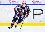 S&ouml;dert&auml;lje 2014-10-23 Ishockey Hockeyallsvenskan S&ouml;dert&auml;lje SK - Malm&ouml; Redhawks :  <br /> S&ouml;dert&auml;ljes Christopher Aspeqvist i aktion <br /> (Foto: Kenta J&ouml;nsson) Nyckelord: Axa Sports Center Hockey Ishockey S&ouml;dert&auml;lje SK SSK Malm&ouml; Redhawks portr&auml;tt portrait
