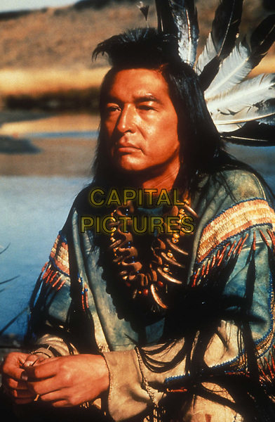 Dances with Wolves (1990) <br /> Graham Greene<br /> *Filmstill - Editorial Use Only*<br /> CAP/KFS<br /> Image supplied by Capital Pictures