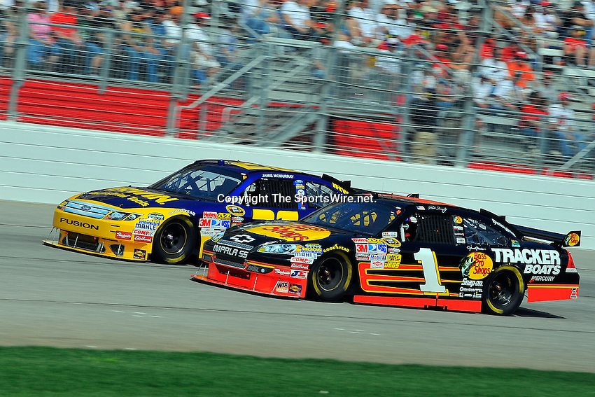 Mar 08, 2009; 1:49:21 PM; Hampton, GA, USA; NASCAR Sprint Cup Series race for the Kobalt Tools 500 at the Atlanta Motor Speedway.  Mandatory Credit: (thesportswire.net)