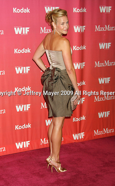 CENTURY CITY, CA. - June 12: Chelsea Handler arrives at Women In Film's 2009 Crystal + Lucy Awards held at the Hyatt Regency Century Plaza on June 12, 2009 in Century City, California.
