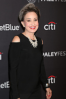 "LOS ANGELES - MAR 21:  Annie Potts at the 2018 PaleyFest Los Angeles - ""Big Bang Theory, Young Sheldon"" at Dolby Theater on March 21, 2018 in Los Angeles, CA"