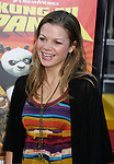 HOLLYWOOD, CA. - November 09: Actress Stephanie Lemelin arrives at the Kung Fu Panda DVD Release at Grauman's Chinese Theatre on November 9, 2008 in Hollywood, California.