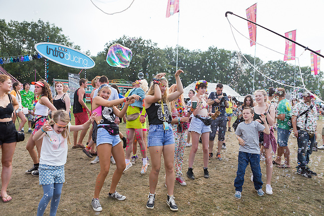 Photo taken at the Isle of Wight Bestival on Sunday 2014-09-07.  <br />