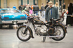 LONDON INTERNATIONAL CLASSIC AND CUSTOM SHOW  - Alexandra Palace  - 26.2.12....Picture by Gavin Rodgers/ Pixel8000. 07917221968