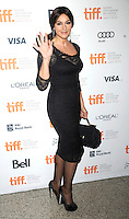 Monica Bellucci at the Toronto Film Festival 2012 - Canada