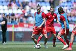 08.06.2019., stadium Gradski vrt, Osijek - UEFA Euro 2020 Qualifying, Group E, Croatia vs. Wales. Gareth Bale. <br /> <br /> Foto © nordphoto / Goran Stanzl/PIXSELL