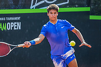 Rotterdam, Netherlands, August 22, 2017, Rotterdam Open, Sidane Pontjodikromo (NED)<br /> Photo: Tennisimages/Henk Koster