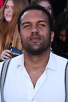 """WESTWOOD, LOS ANGELES, CA, USA - MARCH 18: O.T. Fagbenle at the World Premiere Of Summit Entertainment's """"Divergent"""" held at the Regency Bruin Theatre on March 18, 2014 in Westwood, Los Angeles, California, United States. (Photo by David Acosta/Celebrity Monitor)"""