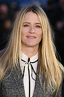 "LONDON, UK. March 08, 2019: Edith Bowman arriving for the premiere of ""The White Crow"" at the Curzon Mayfair, London.<br /> Picture: Steve Vas/Featureflash"
