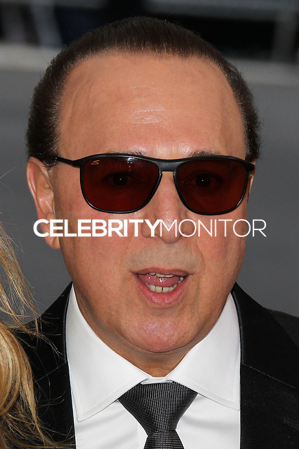 "NEW YORK CITY, NY, USA - MAY 05: Tommy Mottola at the ""Charles James: Beyond Fashion"" Costume Institute Gala held at the Metropolitan Museum of Art on May 5, 2014 in New York City, New York, United States. (Photo by Xavier Collin/Celebrity Monitor)"