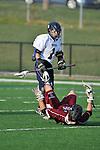 2013-2014 ICCP Lacrosse vs Wheaton Academy