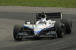 19 July 2008: Marco Andretti (USA) at the Honda Indy 200 IndyCar race at the Mid-Ohio Sports Car Course, Lexington, Ohio, USA.