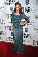 """Kylie Minogue at the premiere of """"Holy Motors"""" - New York"""