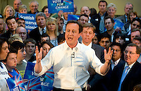 04/05/2010 David Cameron in Glasgow