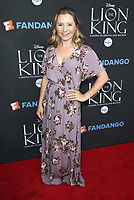 "05 August 2017 - Los Angeles, California - Beverley Mitchell. ""The Lion King"" Sing-Along Screening. Photo Credit: F. Sadou/AdMedia"