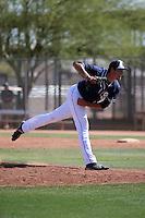 Brad Wieck - San Diego Padres 2016 spring training (Bill Mitchell)