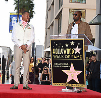 HOLLYWOOD - SEPTEMBER 24: Terrence Howard and Malcolm D. Lee attend the Hollywood Walk of Fame ceremony for Terrence Howard on September 24, 2019 in Hollywood, California. (Photo by Frank Micelotta/Fox/PictureGroup)