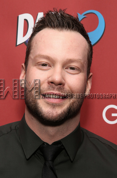 Keven Quillon attends the cast party for the Roundabout Theatre Company presents a One-Night Benefit Concert Reading of 'Damn Yankees' at the Stephen Sondheim Theatre on December 11, 2017 in New York City.