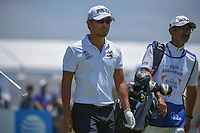Satoshi Kodaira (JPN) makes his way down 2 during round 2 of the AT&amp;T Byron Nelson, Trinity Forest Golf Club, at Dallas, Texas, USA. 5/18/2018.<br /> Picture: Golffile | Ken Murray<br /> <br /> <br /> All photo usage must carry mandatory copyright credit (&copy; Golffile | Ken Murray)