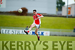 Rob Ó Sé West Kerry in action against  Legion in the Quarter Final of the Kerry Senior County Championship at Austin Stack Park on Sunday.