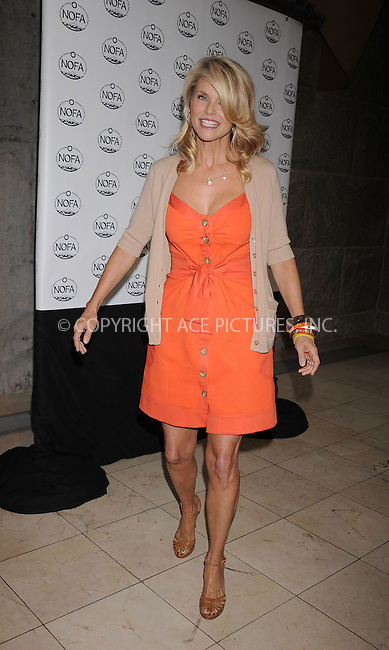 WWW.ACEPIXS.COM . . . . . ....April 14 2009, New York City....Model Christie Brinkley at the 2nd Annual Luncheon and Education Panel To Benefit NOFA-NY (Northeastern Organic Farming Association Of New York) at Guastavino's on April 14 2009 in New York City. ....Please byline: KRISTIN CALLAHAN - ACEPIXS.COM.. . . . . . ..Ace Pictures, Inc:  ..tel: (212) 243 8787 or (646) 769 0430..e-mail: info@acepixs.com..web: http://www.acepixs.com