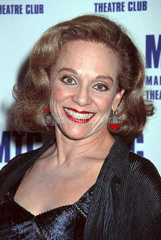 Valerie Harper<br /> Manhattan Theatre Club Gala<br /> New York Hilton, NYC <br /> May 13, 2002<br /> &copy;Marzullo/MediaPunch.