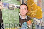 INFORMATION: Emmett Spring, Rural Development Officer with South Kerry Development Partnership, who has organised an inter agency Farm Families Entitlements Information project.   Copyright Kerry's Eye 2008