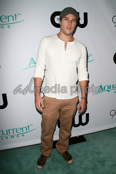 "23 August 2008 - Malibu, California - Ryan Doom. CW Network's ""90210"" Premiere Party held at a Private Location. Photo Credit: Faye Sadou/AdMedia"