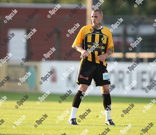 2008-08-19 / Voetbal / seizoen 2008-2009 / Lierse SK / Thomas De Corte..Foto: Maarten Straetemans (SMB)