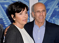 Jeffrey Katzenberg, Marilyn Katzenberg at the premiere for the HBO documentary &quot;Spielberg&quot; at Paramount Studios, Hollywood. Los Angeles, USA 26 September  2017<br /> Picture: Paul Smith/Featureflash/SilverHub 0208 004 5359 sales@silverhubmedia.com