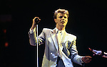 David Bowie at Live Aid 1985