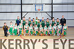 St. Brendan's A and B Teams at the St. Brendan's Basketball Bliz in Moyderwell and Presentation Gym's on Sunday