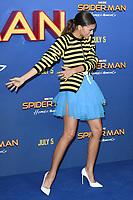 Zendaya at the 'Spider-Man: Homecoming' photocall at The Ham Yard Hotel, London, UK. <br /> 15 June  2017<br /> Picture: Steve Vas/Featureflash/SilverHub 0208 004 5359 sales@silverhubmedia.com