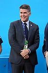 15 July 2015: FMF director Hector Gonzalez Inarritu. The Mexico Men's National Team played the Trinidad & Tobago Men's National Team at Bank of America Stadium in Charlotte, NC in a 2015 CONCACAF Gold Cup Group C match. The game ended in a 4-4 tie.