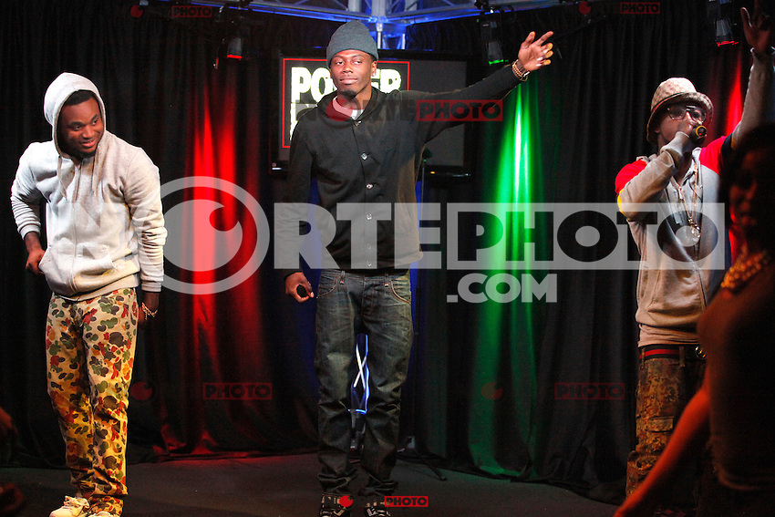 Travis Porter visits Power 99's iHeart Radio Performance Theater in Bala Cynwyd, Pa on May 10, 2012 © Star Shooter / MediaPunchInc