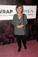LOS ANGELES, CA - NOVEMBER 1: Barbara Boxer, at TheWrap&rsquo;s Power Women&rsquo;s Summit at the InterContinental Hotel in Los Angeles, California on November 1, 2018.   <br /> CAP/MPI/FS<br /> &copy;FS/MPI/Capital Pictures