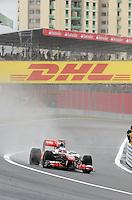F1 GP of Brazil, Sao Paulo - Interlagos 05.- 07. Nov. 2010.Jenson Button (GBR),  McLaren F1 Team  ..Picture: Hasan Bratic/Universal News And Sport (Europe) 6 November 2010.