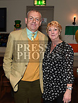 Jack Gogarty celebrating his 60th birthday with his wife Anne in the Thatch. Photo:Colin Bell/pressphotos.ie