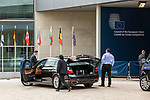 Luxembourg - 07 June 2019 -- Justice and Home Affairs EU-Council meeting. - VIP entrance - limousine service. -- PHOTO: Juha ROININEN / EUP-IMAGES